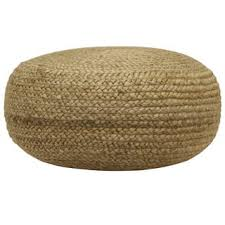 round rattan coffee table. Havenside Home Maryus Round Woven Pouf Rattan Coffee Table