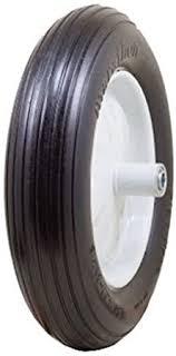 4 80 4 00 8 ✅. Amazon Com Marathon 4 80 4 00 8 Flat Free Wheelbarrow Tire On Wheel 6 Centered Hub 5 8 Ball Bearings Ribbed Tread Garden Outdoor