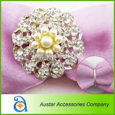 Pearl Napkin Rings, Pearl Napkin Rings Suppliers and Manufacturers at  Alibaba.com