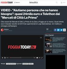 Screen Foggia Today 1 - Mercati di Città