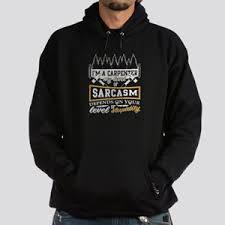 Proud Carpenter Sweatshirts & Hoodies - CafePress