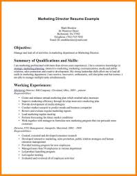 Marketing Resume Objective Objective Marketing Resume Targergolden