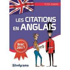 Les Citations En Anglais