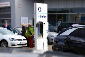 cost to charge an electric vehicle