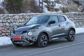 Spyshots: 2015 Nissan Juke Facelift Spied Again - autoevolution