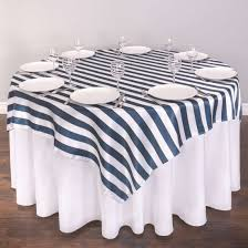 round linen tablecloths lovely jazz up plain white tablecloths with our bold 72 in square navy