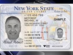 Driver's Black-and-white Dmv Cbs Prepares York New y – Licenses N Unveil To