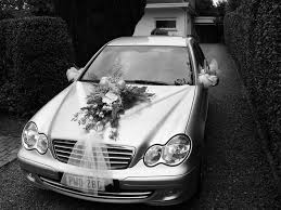 Wedding Car Decorations Accessories Beautiful Decorative Flowers Wedding Car Decoration 40