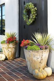 Four Container Planting Ideas For Autumn  Fine GardeningContainer Garden Ideas For Fall