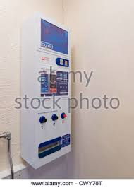 Toilet Vending Machines Uk Impressive Durex Condom Vending Machine Stock Photo 48 Alamy