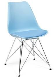 Купить Комплект стульев <b>TetChair Tulip</b> Iron <b>Chair</b> (EC-123 ...