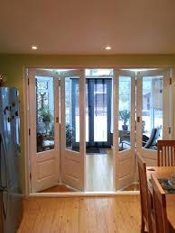 folding timber bi fold door painted white double doors skin internal folding doors double bi fold glass
