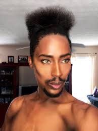 nina bonina brown on twitter androgyny realness androgyny malemua mua makeup makeupartist beauty dragqueen rpdr rupauragrace