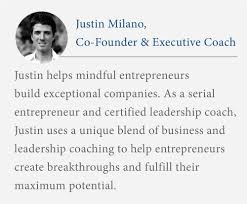 masterclass good startups facilitating the training is serial entrepreneur and executive coach justin milano who provides tangible examples of how having mastery of these skills