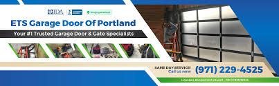 ETS® Garage Door Of Portland • Repair & Installation Services In ...