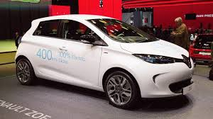 2018 renault zoe.  zoe renault zoe with 400 km nedc range at paris motor show with 2018 renault zoe