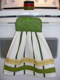 Kitchen Towel Craft Simple Things Sweet Life Semi Homemade Kitchen Towel Gift