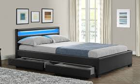 full size bed with drawers. Fine Drawers Bed Frame With Hidden Drawers Platform Full Queen Size  Diy