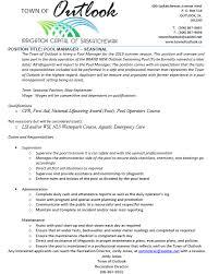 Employment And Volunteer Opportunities