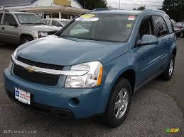2008 Golden Teal Metallic Chevrolet Equinox LT #16024911 ...