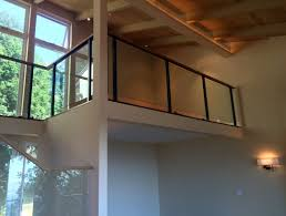 Tempered Glass Deck Railing Price Indoor Gl Systems Peak 1024x768