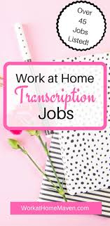 best images about work from home ideas work from work at home transcription jobs