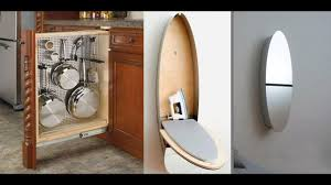 Furniture for small houses Placement Top 21 Furniture Storage Ideas For Small House Kitchen Bedroom Lounge Youtube Top 21 Furniture Storage Ideas For Small House Kitchen Bedroom