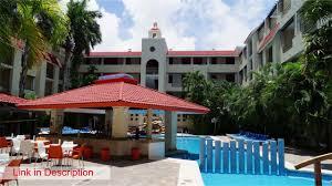 Adhara Hacienda Cancun Hotel Adhara Hacienda Cancun Mexico Youtube