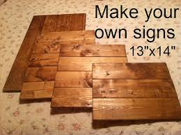 Small Picture Make Your Own Home Decor Sign Pallets Stenciling and Creativity