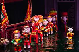 Nghệ thuật múa rối nước Việt Nam: Lịch sử và hiện trạng - Redsvn.net