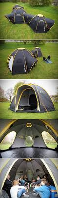 Modular Tent System Pod Tents Are Modular And Can Easily Be Connected To Form A Tent