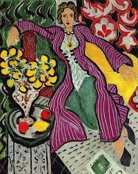 Woman in a Purple Coat, 1937 by Henri Matisse