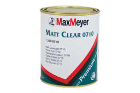Max Meyer Paint Colour Chart 1 360 0710 Mat Clear Max Meyer Middle East Africa
