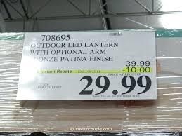 costco outdoor solar lights solar garden lights led lantern patio solar lights garden outdoor solar lights