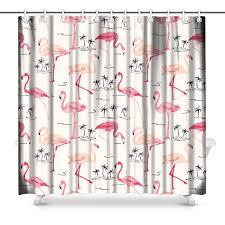 Птица <b>Фламинго</b> Ретро водонепроницаемая ткань из ...