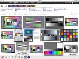 Camera Chip Chart Hd Av Sync Test Camera Chip Chart Generator