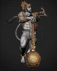 Hanuman Images In 3d - 1752x2197 ...