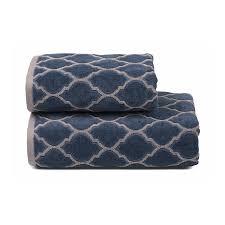<b>Полотенце махровое CLEANELLY Марбелла</b>, 70х140см, синий ...