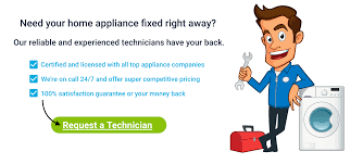 Home Appliance Service Torontos Most Trusted Appliance Repair Service And Team Man