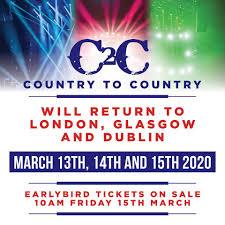 c2c country 2020
