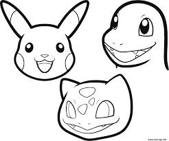 Coloriage Pokemon Facile 137 Dessin Coloriage De Facile L