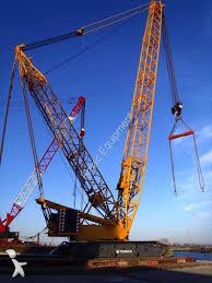Demag 600 Ton Crane Load Chart Rupskraan Terex Demag Tweedehands