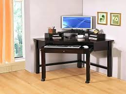 small office desk with drawers. Bedroom Desk With Drawers Dark Wood Office Small Hutch And Student