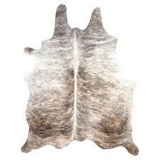 brindle cowhide rugs rug gray