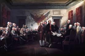 john trumbull s the declaration of independence july 4 1776 commissioned in