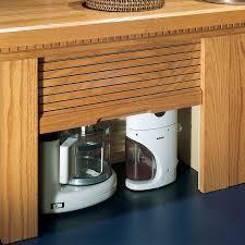 Kitchen Tambour Door Kit Omega National Products 30 Wide Tambour Door Kit Maple C02 Sma