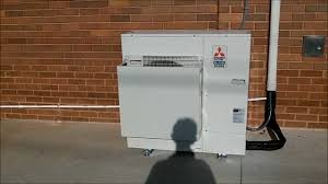 How To Install A Heat Pump 3 Ton Mitsubishi Ductless Heatpump Install Youtube