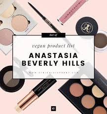 anastasia beverly hills is a free makeup brand most known for their incredible brow s as well as their contour and glow kits