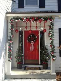 Decorating Christmas Front Door Decorating Christmas Decor For Front Door  Outdoor Lawn Christmas Decorations Interior Decorations For Home Front Door  ...