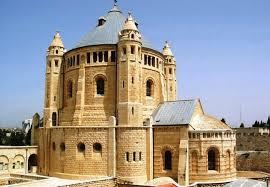 Resultado de imagen de Iglesia de la Dormitio, Jerusalén